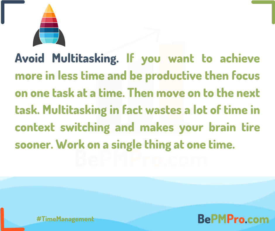 Why Time Management is Important | 6 Easy Tips to Follow – wyF6qM7NQ1Zf22ij7Wbj