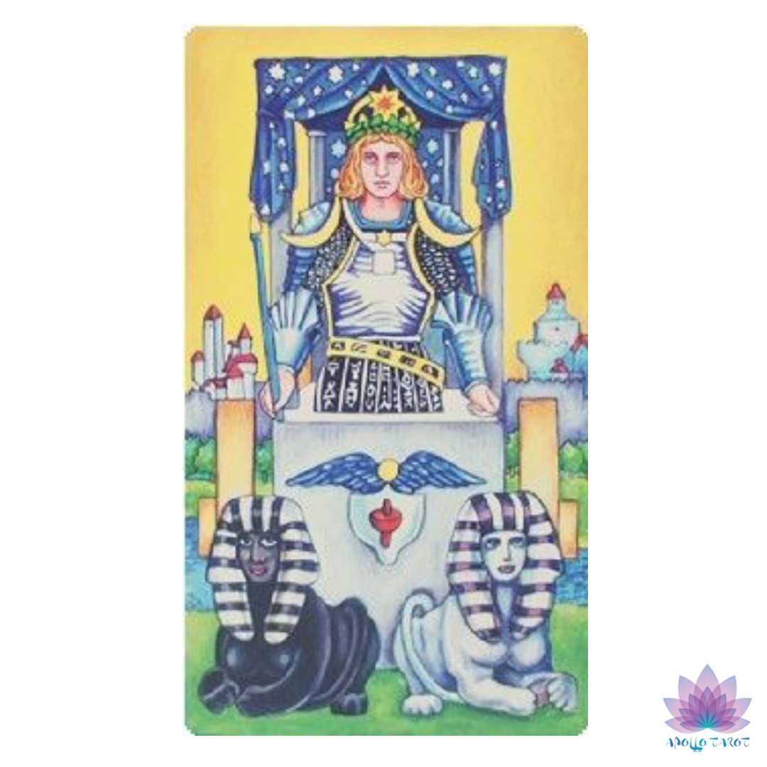 The Chariot Card's Meaning in 2020 | Apollo Tarot Insights Blog