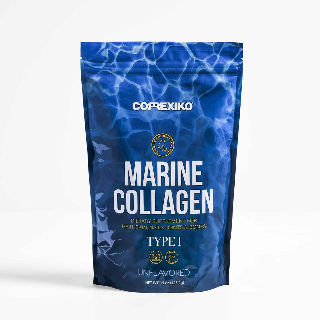 Shop the Correxiko Marine Collagen Difference now.