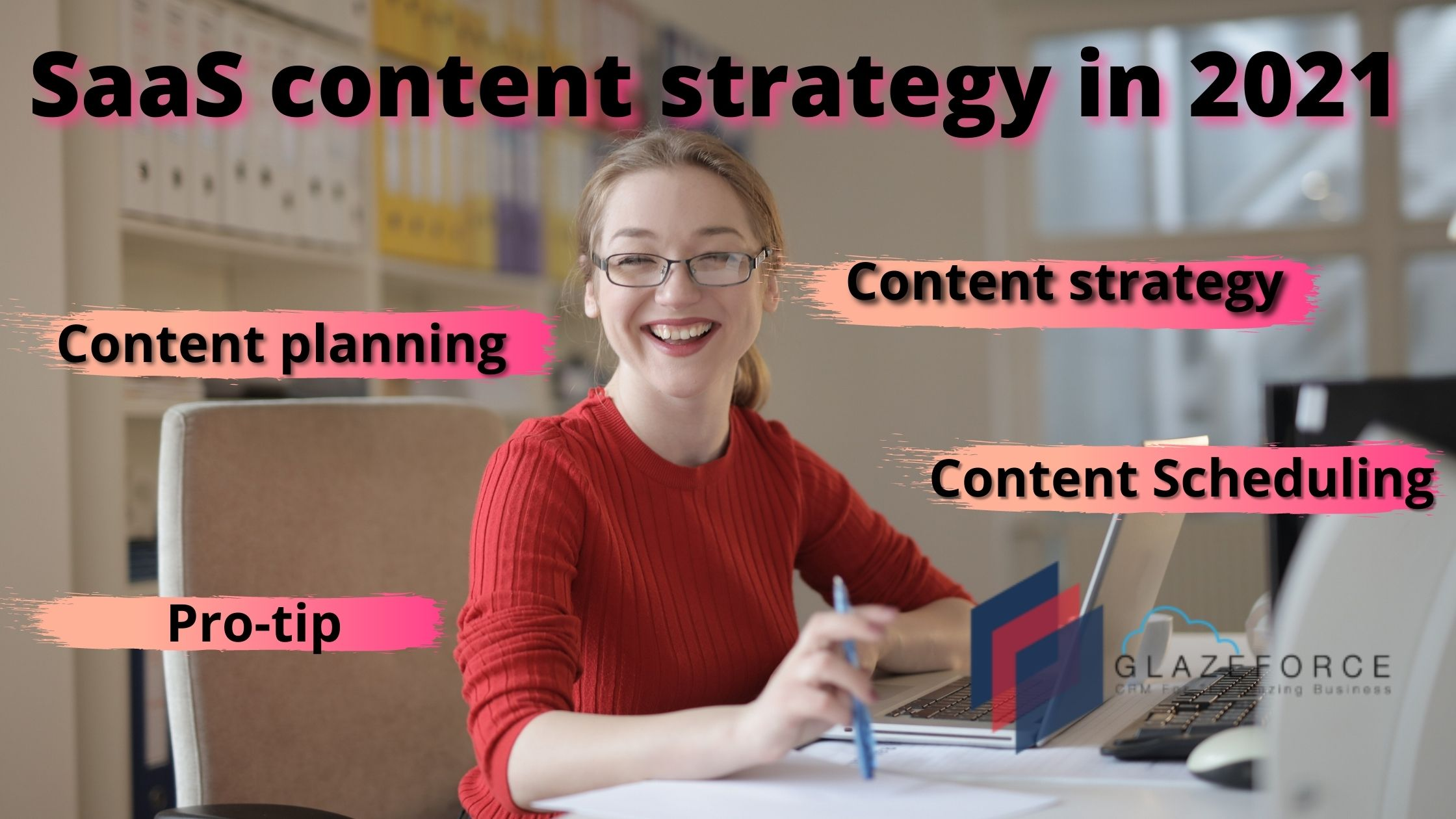 SaaS content strategy