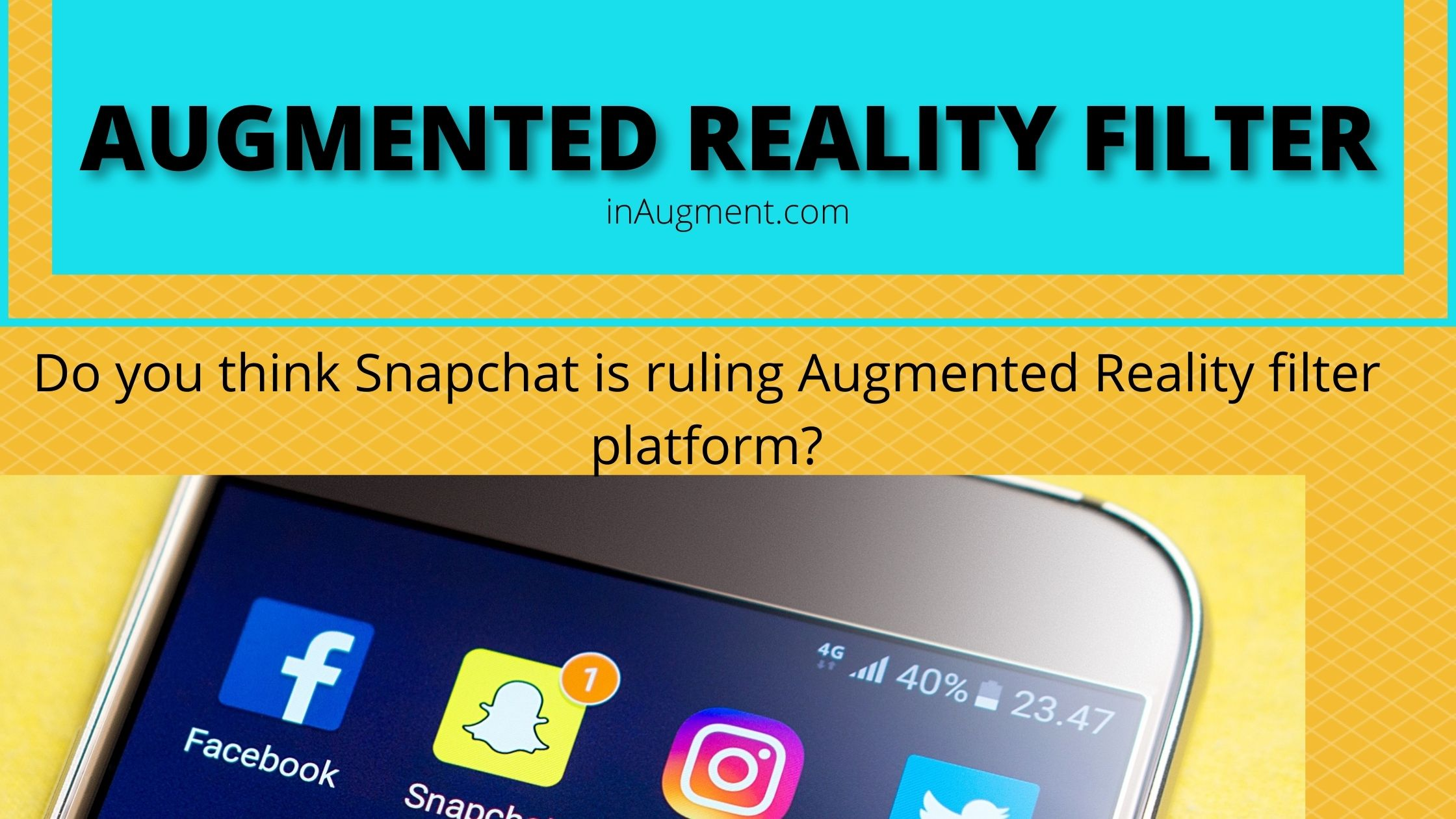 Augmented Reality filter