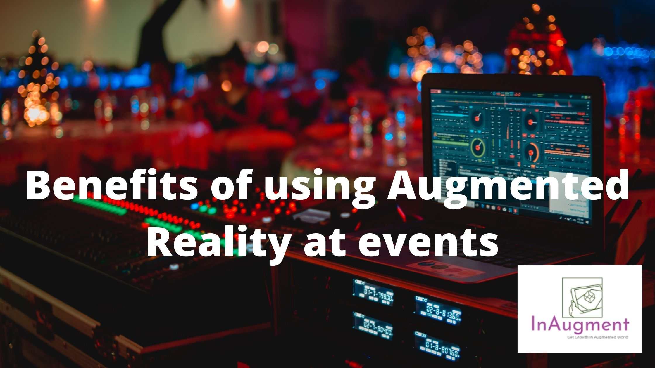 Augmented Reality at event