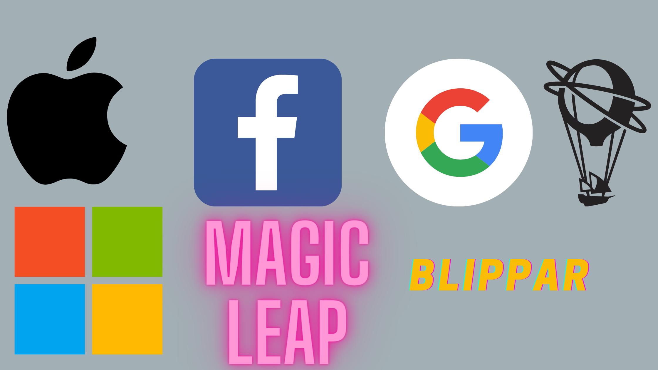 companies Augmented Reality