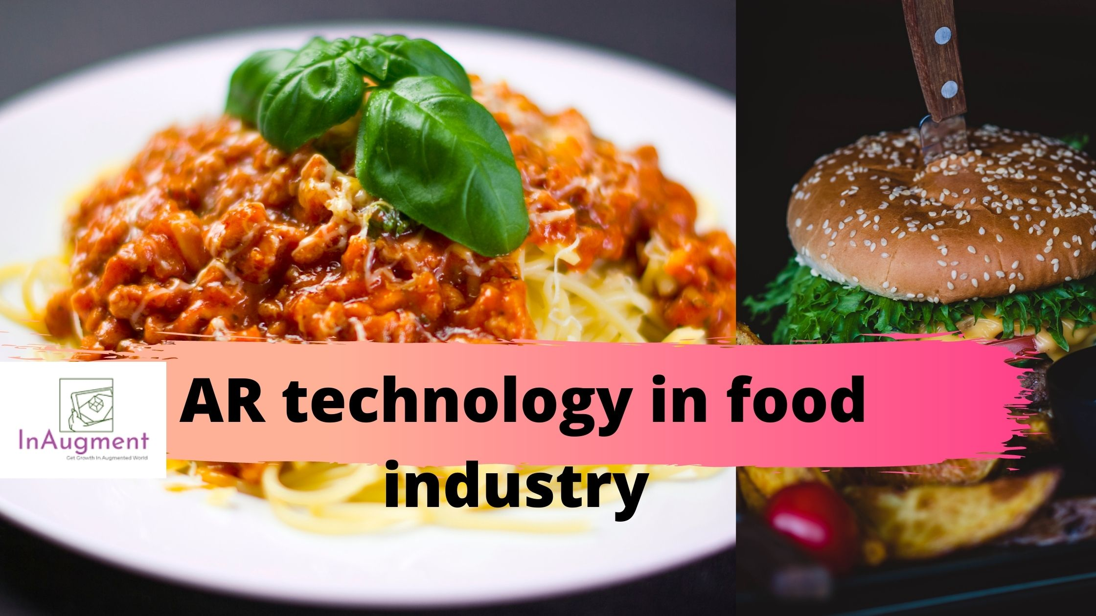AR technology in food industry