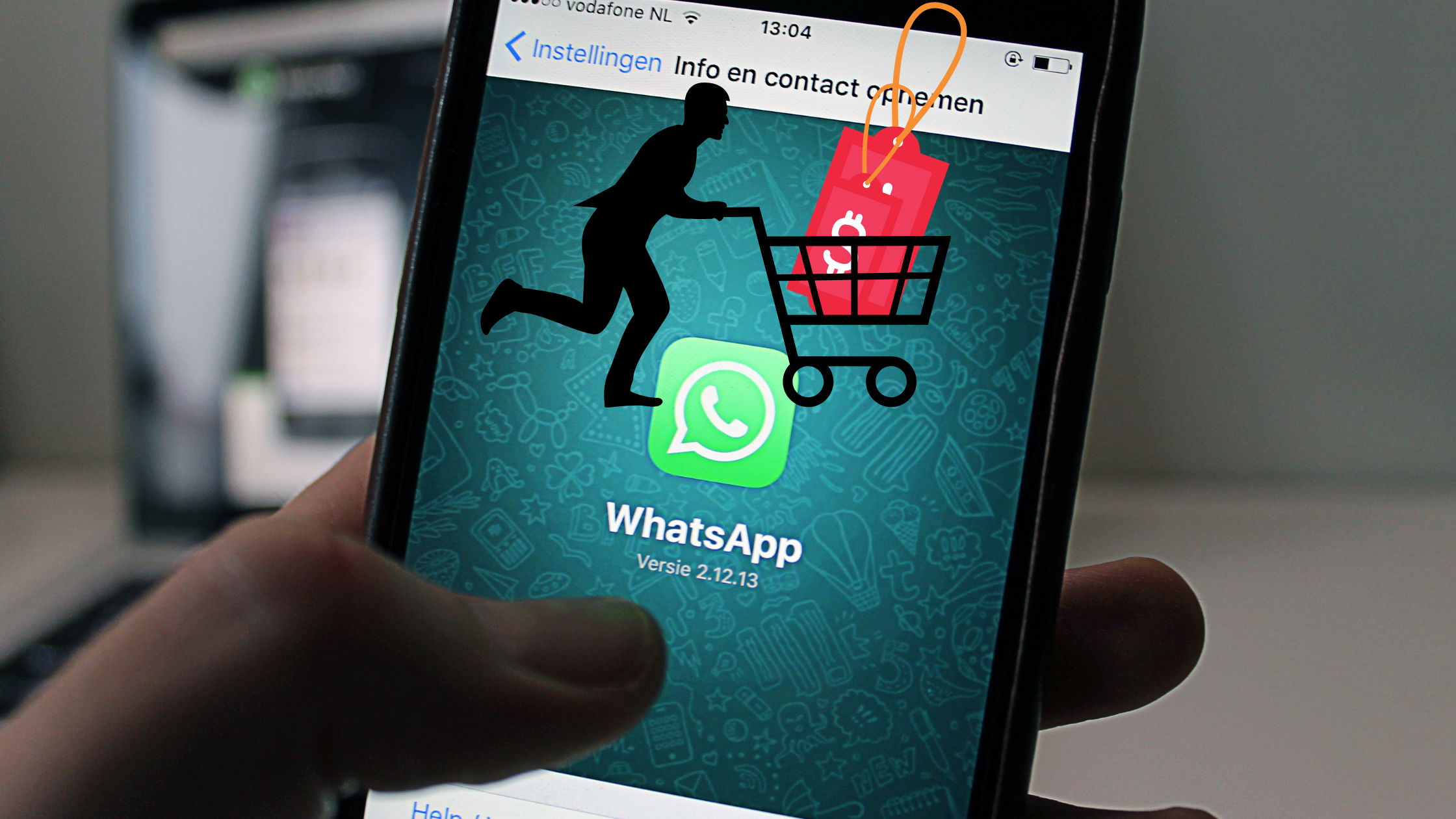 messenger-based sales