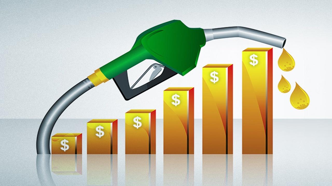 o preço da gasolina disparou