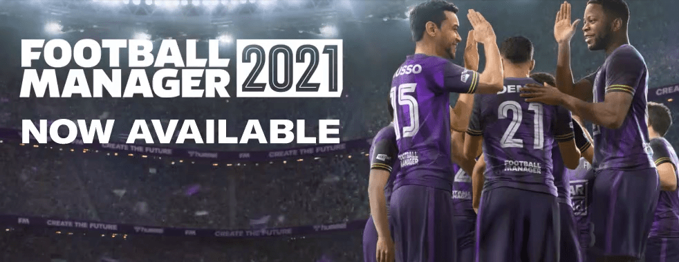 Football Manager 2021 Free Demo Now Available