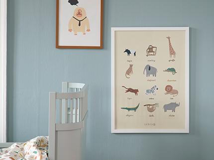 12 schöne Poster fürs Kinderzimmer
