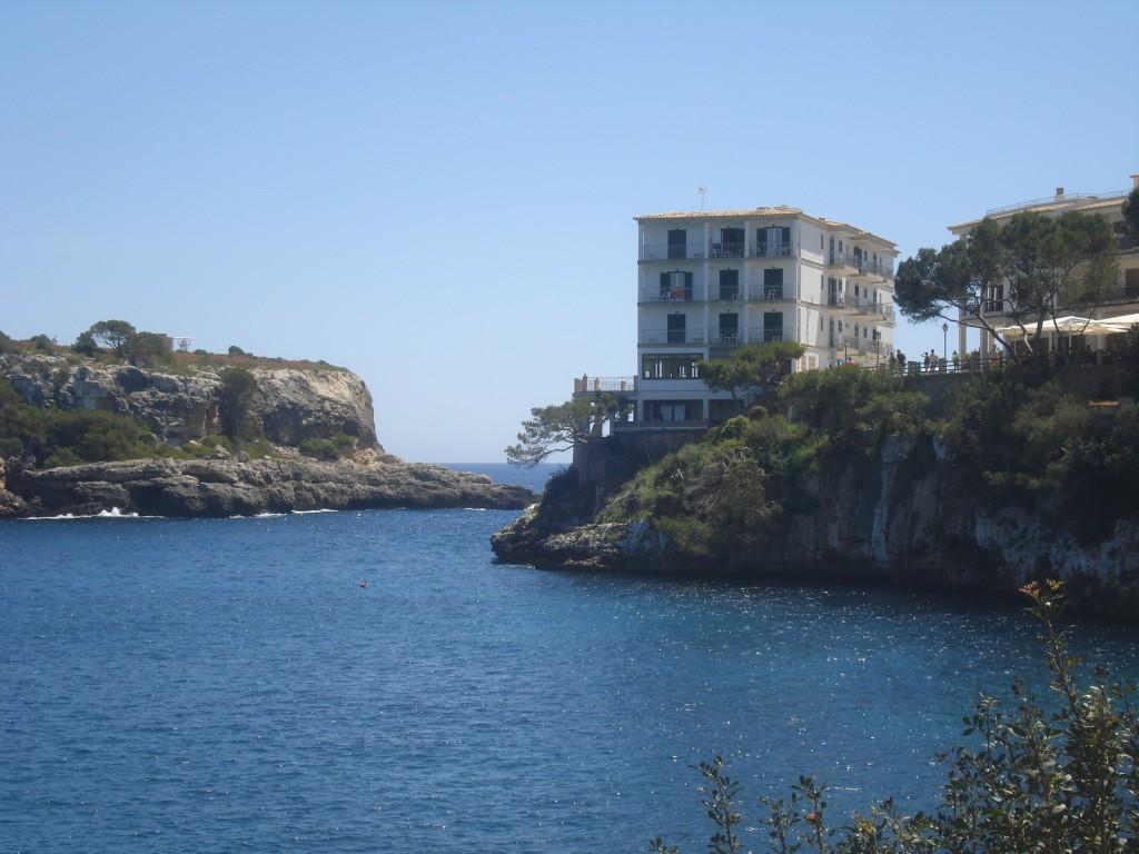 Zauberhafter Blick auf die Bucht von Cala Figuera (Foto: Stefanie Staiger/Privat)