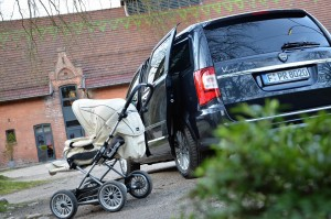 Familienautos Lancia