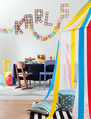 Tipps für den Kindergeburtstag von Stefanie Luxat (Foto: Anne Deppe)