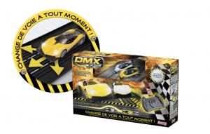 Spielzeugautos DMX Slots