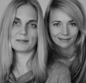 Caroline Großkopf und Anja Lurch