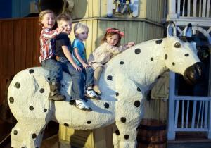 Stockholm mit Kindern Junibacken
