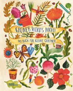 Bücher für kleine Gärtner