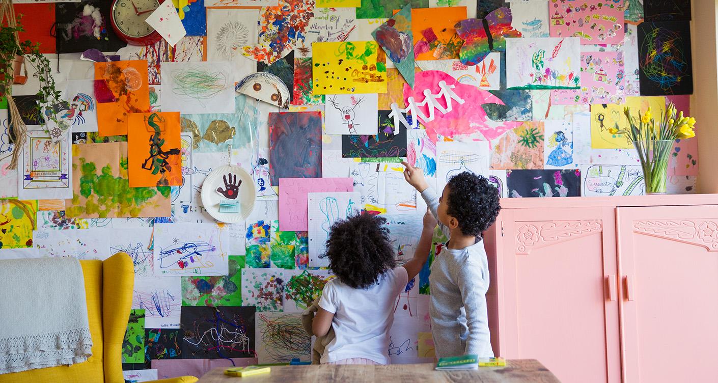 25 Spiele und Bastelideen für Kinder, die (fast) nichts kosten