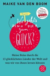 Maike van den Boom; Cover, Fischer Verlag 2016