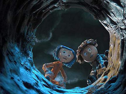 10 Gruselfilme für Kinder
