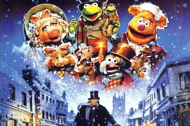 12 Weihnachtsfilme, Die Muppets