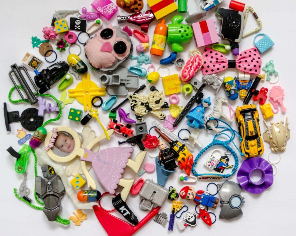 Nachhaltig leben mit Kindern, Plastik