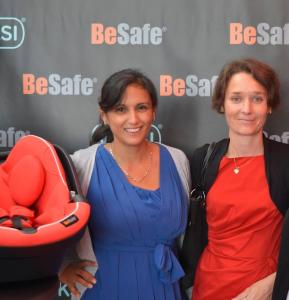 Friederike (r)-Sarah (l)-Die-Kindersitzprofis-BeSafe