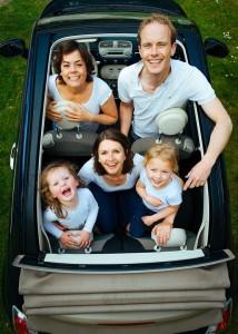 Mehr Zeit mit der Familie wünschen sich die meisten Deutschen (Foto: Pixabay)