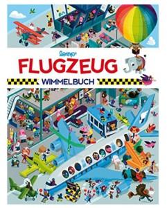 flugzeugwimmelbuch