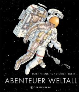 Abenteuer Weltall, Gerstenberg Verlag 2017, Buchtipps