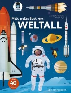 Gerstenberg Verlag, Mein großes Buch vom Weltall, Buchtipps