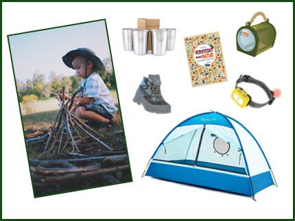 Campingausstattung für Familien – 20 praktische Dinge