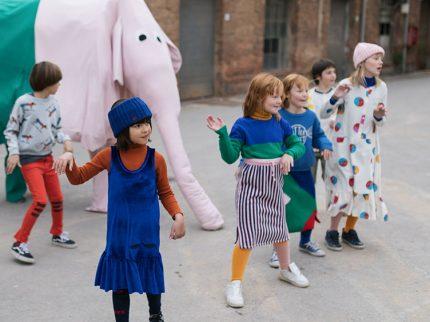 Kindermode aus Spanien Bobo Choses Herbstkollektion