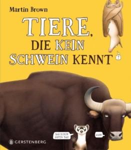 Lesetipps: Tierische Bilderbücher, Gerstenberg Verlag 2017