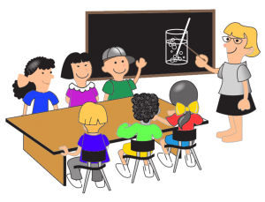 Neben wem sitze ich? Wie ist die Lehrerin? Am Anfang ist alles neu und spannend (Foto: Pixabay)