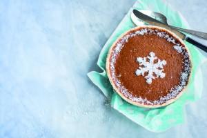 Auch schon vor Weihnachten lecker: Pumpkin Pie (Foto: Eising Studio GmbH)
