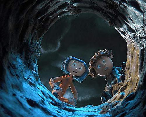 Gruselfilme für Kinder, Coraline