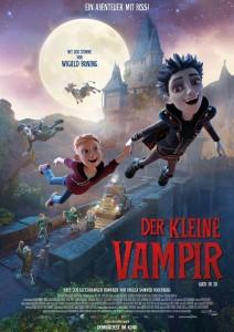 """Der kleine Vampir"", ab 26. Oktober 2017 im Kino (Foto: Copyright Universum Film)"