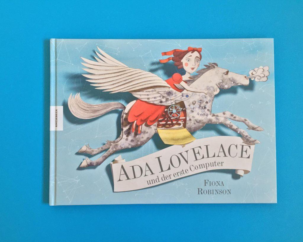 Bilderbuecher zum Verschenken, Ada Lovelace