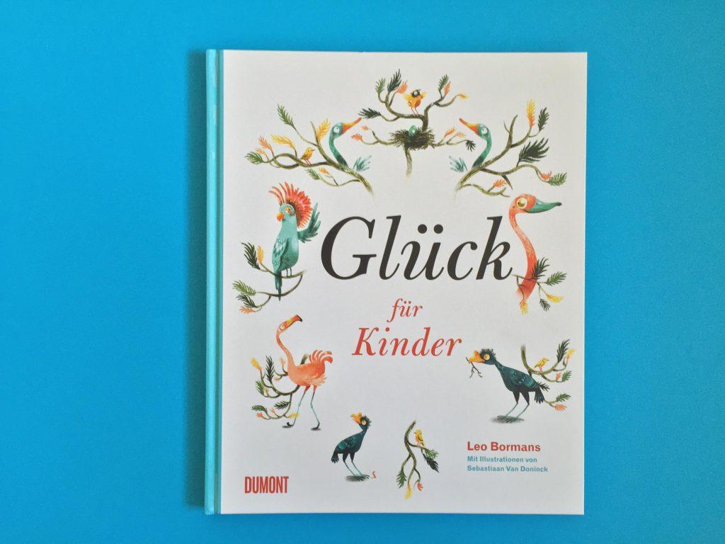 Bilderbuch Glück für Kinder