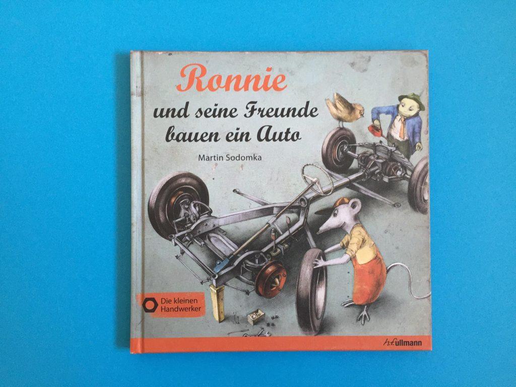 Bilderbuch Ronnie und seine Freunde