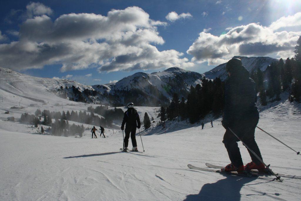 Winterurlaub mit Kindern in Obereggen
