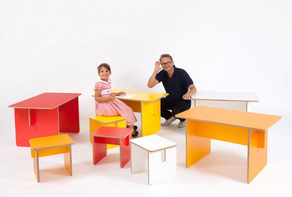 Innovative Kindermöbel klik & stek