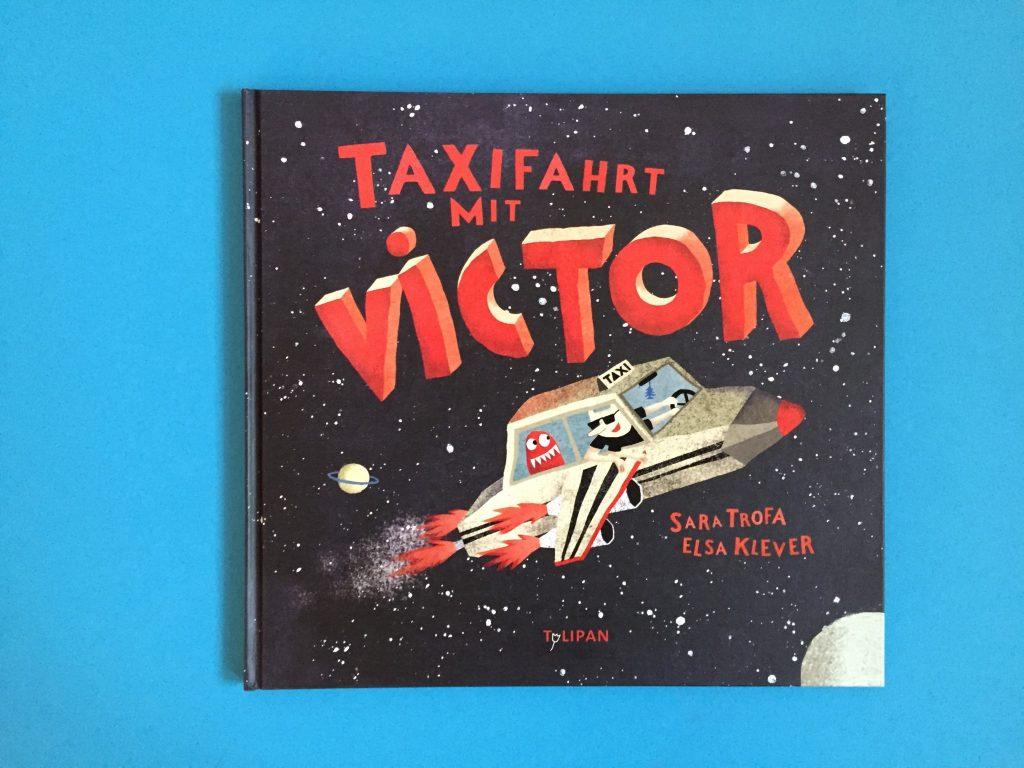 Bilderbücher für Kinder, Taxifahrt mit Victor