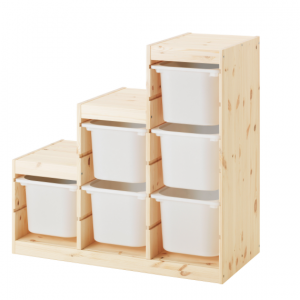 Ikea Hacks Im Kinderzimmer Diy Ideen Fur Kallax Und Trofast