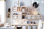 Trofast Ikea Kinderzimmer Aufbewahrung Spielzeug Interior Einrichtung Inspiration