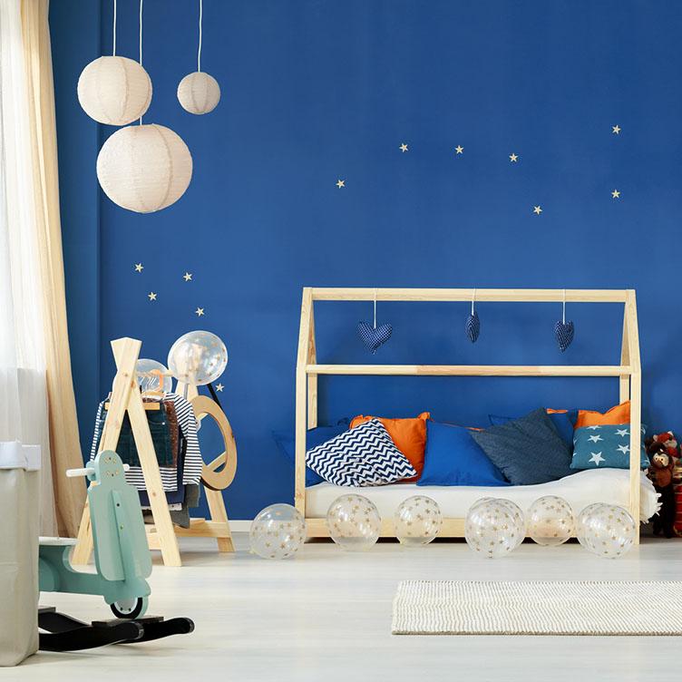 Farbgestaltung im Kinderzimmer: Das empfiehlt die Einrichtungsexpertin