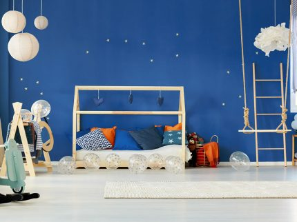 Farbgestaltung im Kinderzimmer