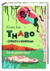 Kirsten Boie, Thabo Detektiv und Gentleman