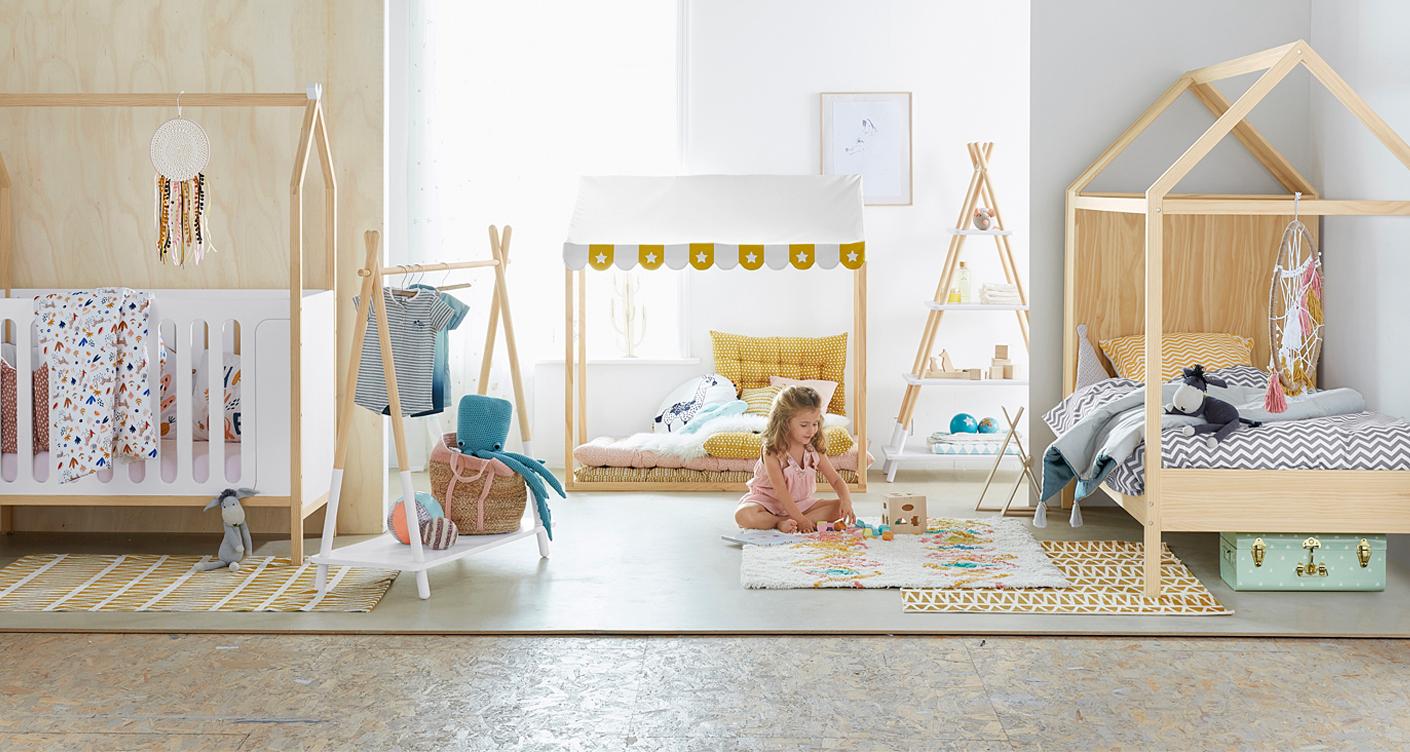 Kleiderschrank & Kleiderstange: Unsere Favoriten fürs Kinderzimmer!