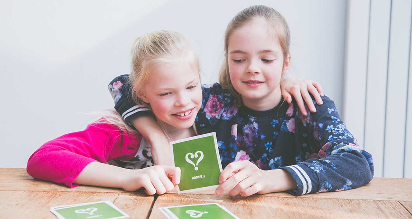 Weniger Smalltalk: Das Kartenspiel Vertellis sorgt für besseren Gesprächsstoff
