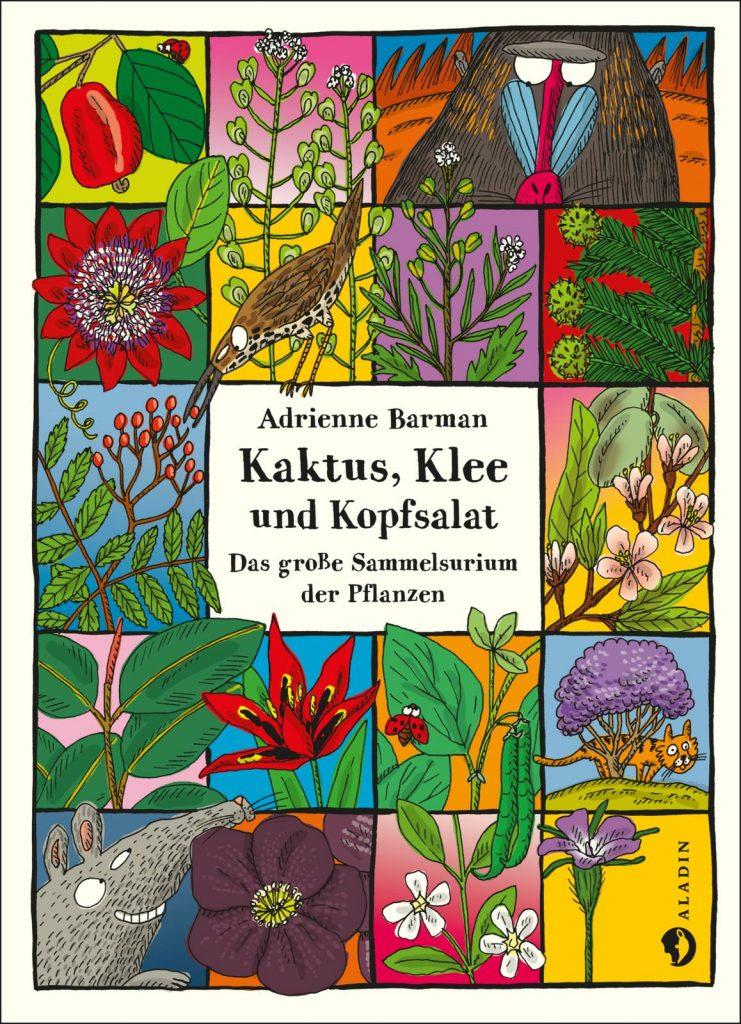 Naturbücher für Kinder; Aladin Verlag
